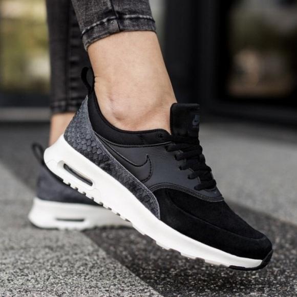 Zapatos Nike Air Air Nike Max Thea Premium Poshmark Nwt 6f28ab